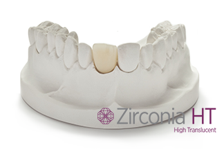 Zirconia High Translucent