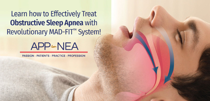 CE CLASS: Effectively treat obstructive sleep apnea