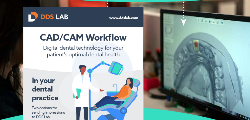 DIGITAL DENTAL IMPRESSIONS: The CAD/CAM Workflow