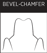 Dental Margin - Bevel Chamfer