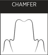 Dental Margin - Chamfer