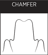 Dental Margin - Chamfer