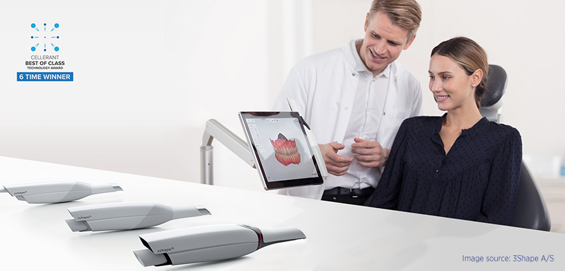 REVIEW: 3SHAPE TRIOS DENTAL DIGITAL IMPRESSION SCANNER