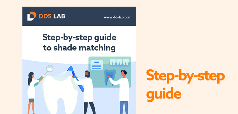 INFOGRAPHIC: How to Determine Accurate Shade in Dentistry