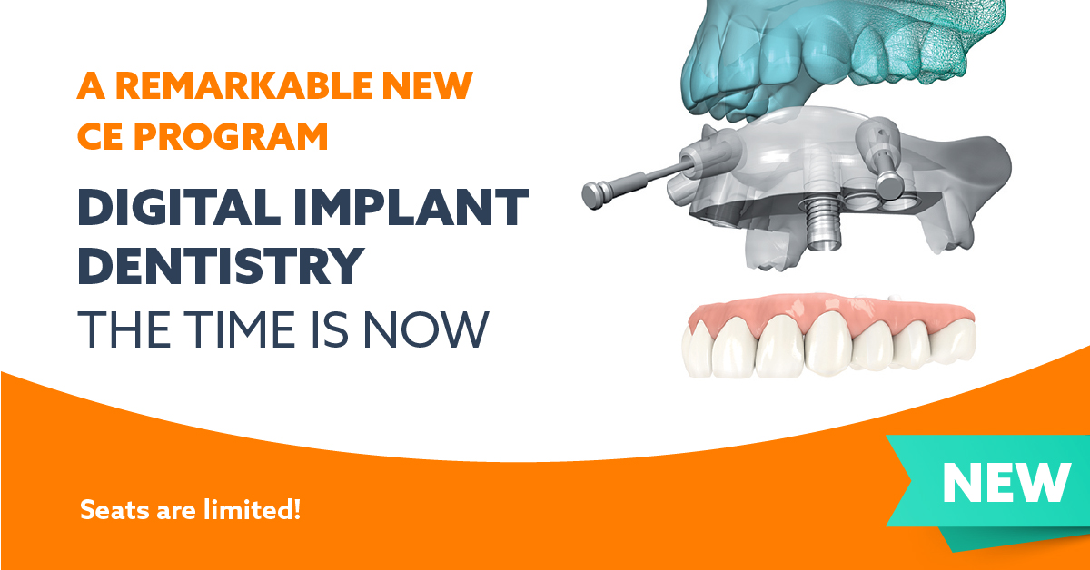Digital Implant Dentistry
